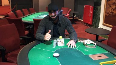 Photo of Zohair Ibrahim Ali vinder på Royal Casino Aarhus 2-1-2020