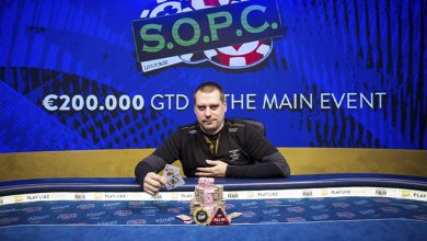 Photo of Slovak vinder Winter SOPC 2020 Main Event på Kings Resort