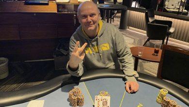 Photo of Anders Lau vinder på Casino Marienlyst (igen!!), 13-2-2020