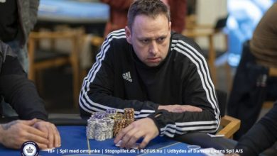 Photo of Fire Danskere videre til Balkan Poker Circuit Main Event, Dag 2