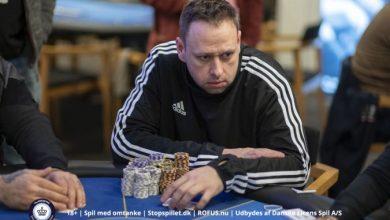 Dennis Andresen, Danske Spil Poker, DSMPT 2020 - Casino Munkebjerg