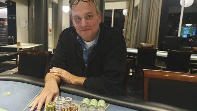 Photo of Bo Dons vinder på Casino Marienlyst, lørdag 15-2-2020