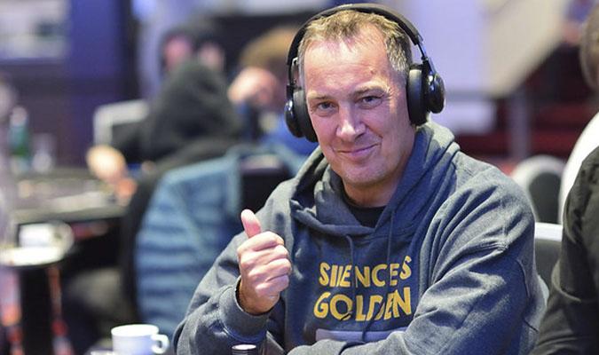 Peter Jaksland, Kings Resort - Live Poker