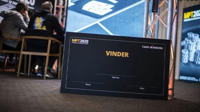 Photo of Se hvad de spiller om til MPT 2020, på Casino Munkebjerg