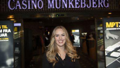 Michelle Juhl - Casino Munkebjerg
