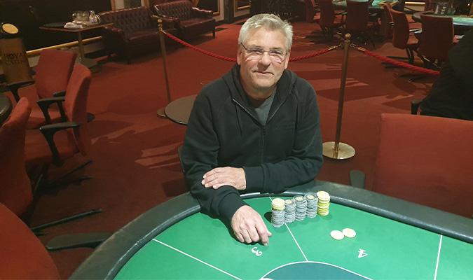 Niels Pedersen, Royal Casino Aarhus