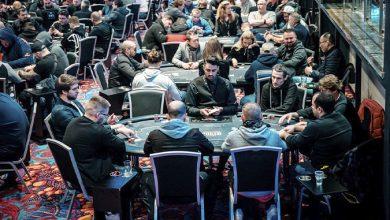 Lørdagens start 1E, foto: Kings Resort - Live Poker