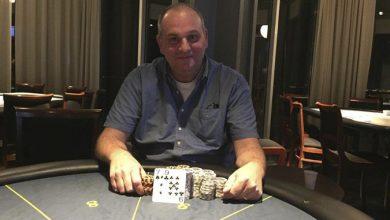 Photo of Bo Dons vinder på Casino Marienlyst, lørdag 7-3-2020