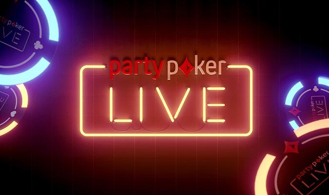 PartypokerLive - Live Poker