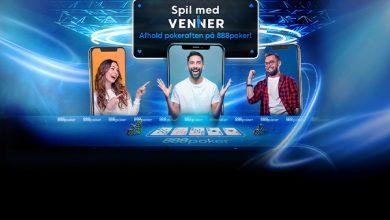 Photo of Afhold pokeraften med dine venner online hos 888poker