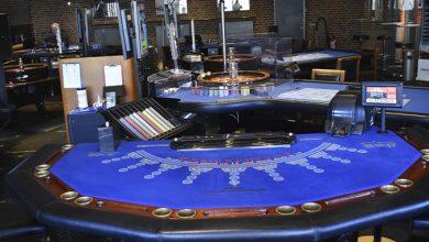 Kasinoet på Casino Munkebjerg, Vejle