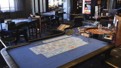 Photo of Roulette bordene på Munken er samlet og har fået ny filt på