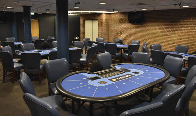 Pokerkælderen, Casino Munkebjerg