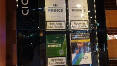 Photo of Kasinoer brænder inde med menthol smøger efter forbud