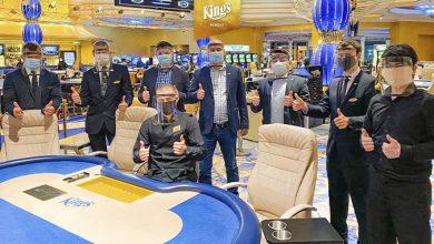 Photo of Kings i Tjekkiet er atter åben, og dette syn møder spillerne