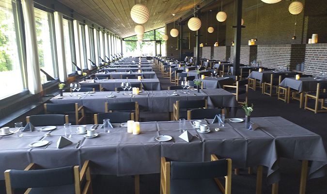 Panorama-Restaurant, Munkebjerg Hotel