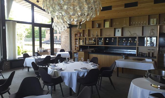 Treetop-Restauranten, Munkebjerg Hotel