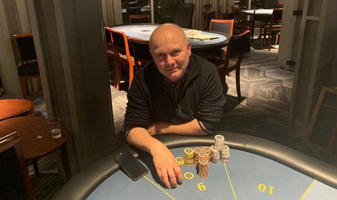 Photo of Anders Lau er langt foran på Casino Marienlyst Ranglisten