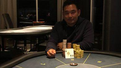 Photo of Mikkel Sørensen vinder på Casino Marienlyst, 3-7-2020