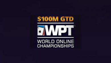 Photo of Maksim Bukreev vinder $109 WPT Mini Closer, $100.000GTD