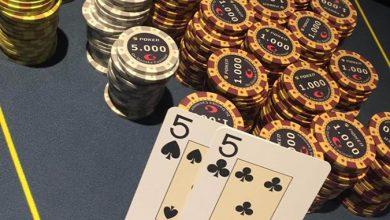Photo of Holger vinder på Casino Marienlyst, lørdag 25-7-2020