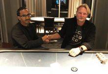 Photo of Nicolas Mollel vinder på Casino Marienlyst efter Deal, 10-7-2020