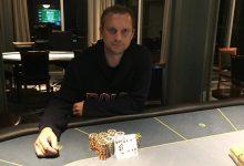 Photo of Hans W vinder på Casino Marienlyst, lørdag 1-8-2020