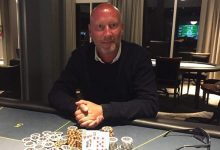 Photo of Morten Mathiesen vinder på Casino Marienlyst, 31-7-2020