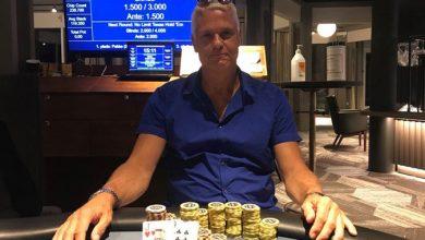 Photo of Per R. Olsen vinder rangliste finalen på Casino Marienlyst
