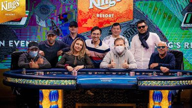 Photo of Dansk femteplads i Italian Poker Sport 2020 på Kings