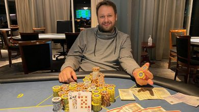 Photo of Dennis Andresen vinder Marienlyst 2.500kr Event #2
