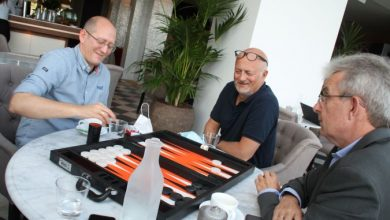 Photo of Ustoppelig Lars Mikkelsen ruller sig til årets Gammon-titel