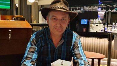 Photo of Mats Elofsson vinder på Casino Marienlyst, lørdag 10-10-2020