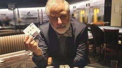 Billede af Peter Farholt, Casino Marienlyst