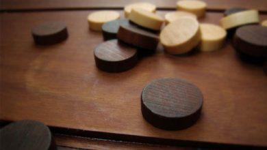 Billede af Backgammon, 1stpoker.dk