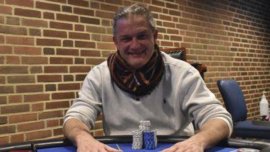 Billede af Henrik Clausen, Casino Munkebjerg