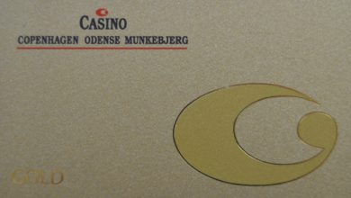 Casino Munkebjerg, Guldkort