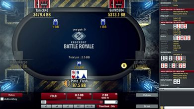 Winmax Poker Live