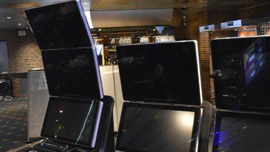 Nye spillemaskiner på Casino Munkebjerg, Vejle (Mercur)