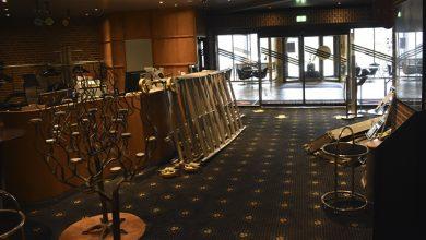 Kontrolleret kaos på Casino Munkebjerg, Vejle