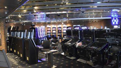 Nye spillemaskiner på Casino Munkebjerg, Vejle (Novostar)