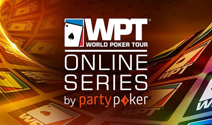 WPT Online Series 2021 - Partypoker