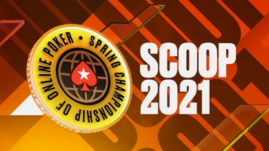 SCOOP 2021 - Pokerstars poker series online