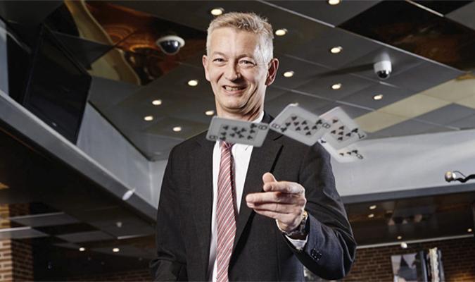 Wagner, Casino Manager, Casino Munkebjerg i Vejle