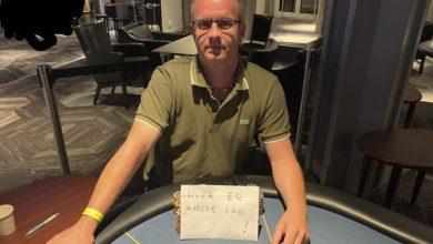 Ken Graversen, Casino Marienlyst, Live Poker, Poker, Pokernyheder