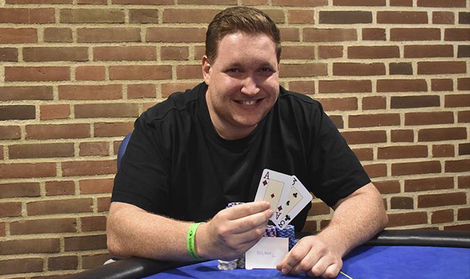 Mick Heder, Munkebjerg 2K, Casino Munkebjerg, Live Poker, Pokernyheder