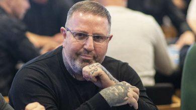Brian Sandberg, Casino Munkebjerg, Live Poker, Poker, Pokernyheder, 1stpoker.dk