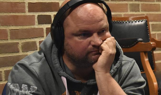 Donny Morris, Casino Munkebjerg, Live Poker, Poker, Pokernyheder, 1stpoker.dk
