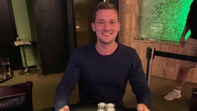 Frederik Mitchell, Casino Copenhagen, Live Poker, Poker, Pokernyheder