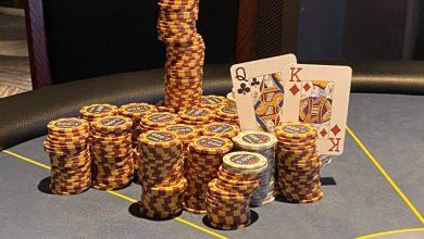 Pokerchips, Holger, Live Poker, Poker, Pokernyheder, 1stpoker, Casino Marienlyst